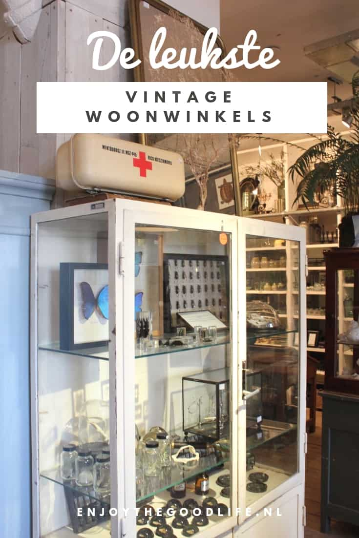 De leukste vintage woonwinkels | ENJOY! The Good Life