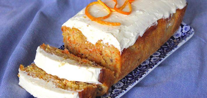 De lekkerste carrot cake van Odette