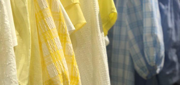 Deense mode kijken in Heemstede