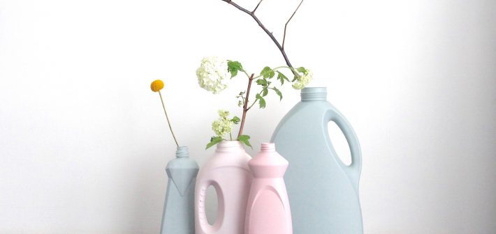 DIY: Plastic fantastic vazen