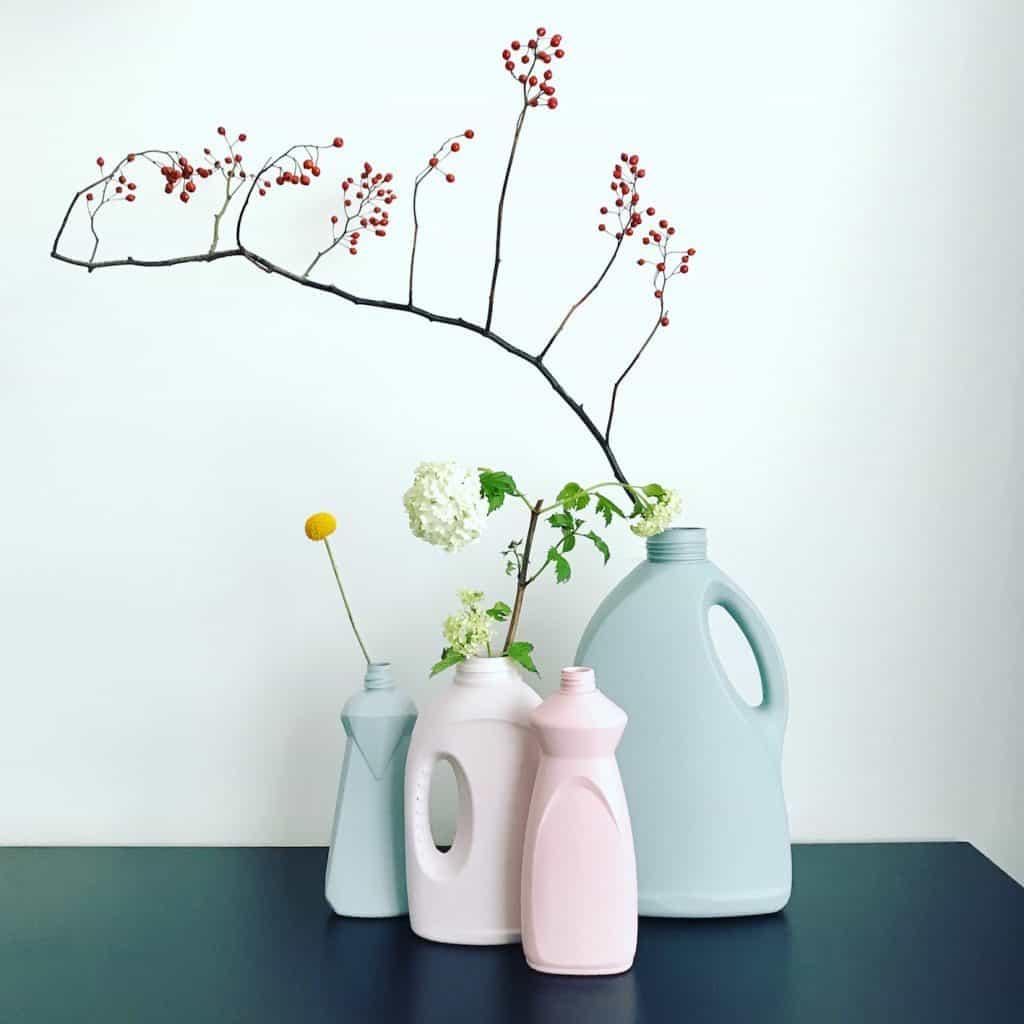 DIY: Plastic fantastic vazen   ENJOY! The Good Life