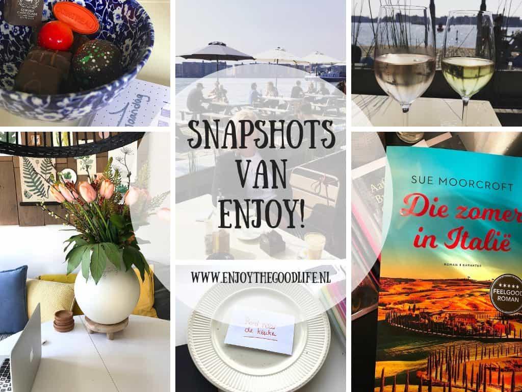 SNAPSHOTS WEEK 14/2019 | ENJOY! The Good Life