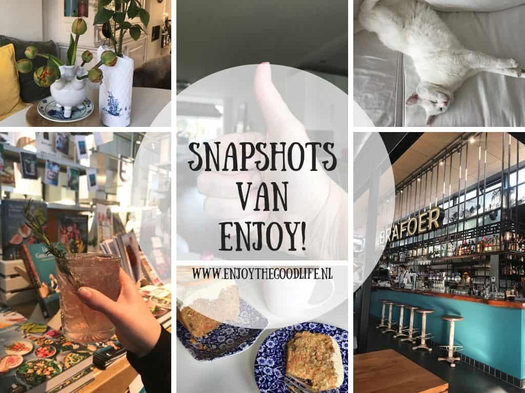 SNAPSHOTS WEEK 15/2019 | ENJOY! The Good Life