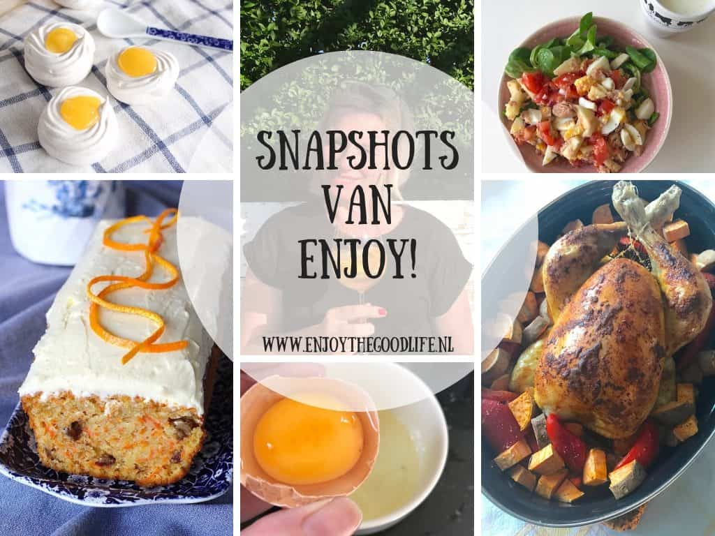 SNAPSHOTS WEEK 16/2019 | ENJOY! The Good Life