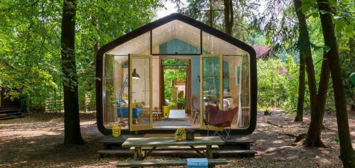 Logeren in een Tiny House? Dat kan!