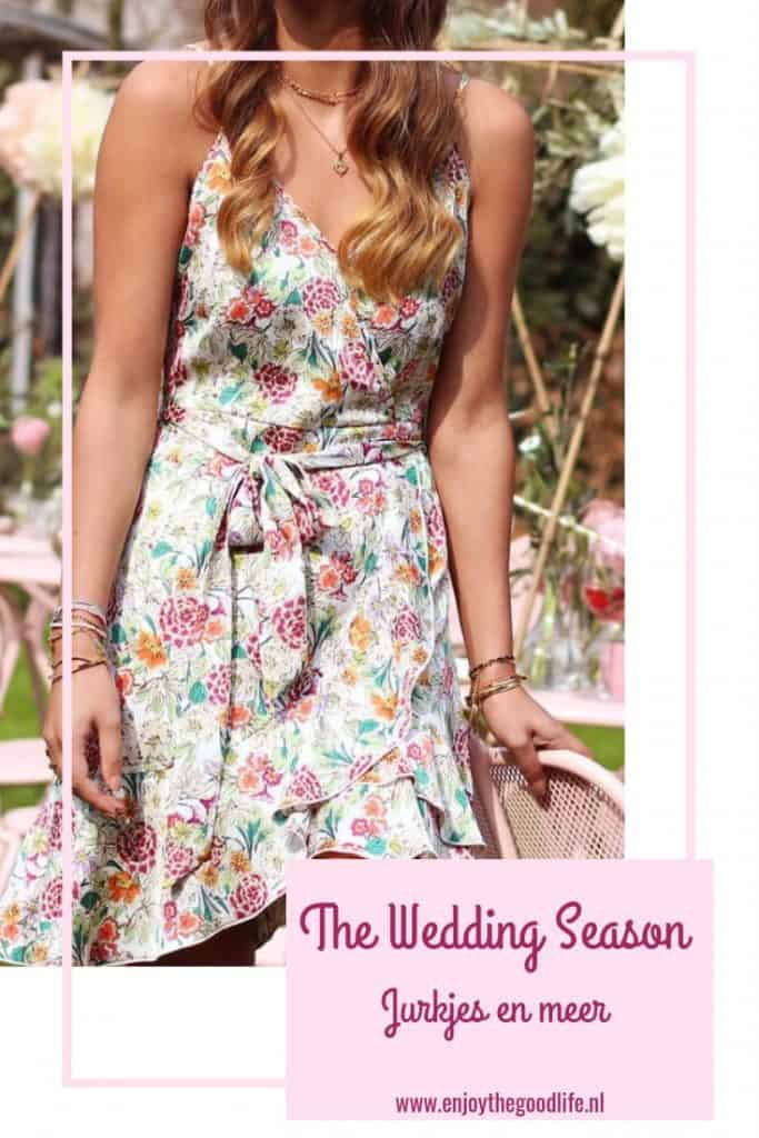 The Wedding Season: Jurkjes en meer voor jou als gast. | ENJOY! The Good Life