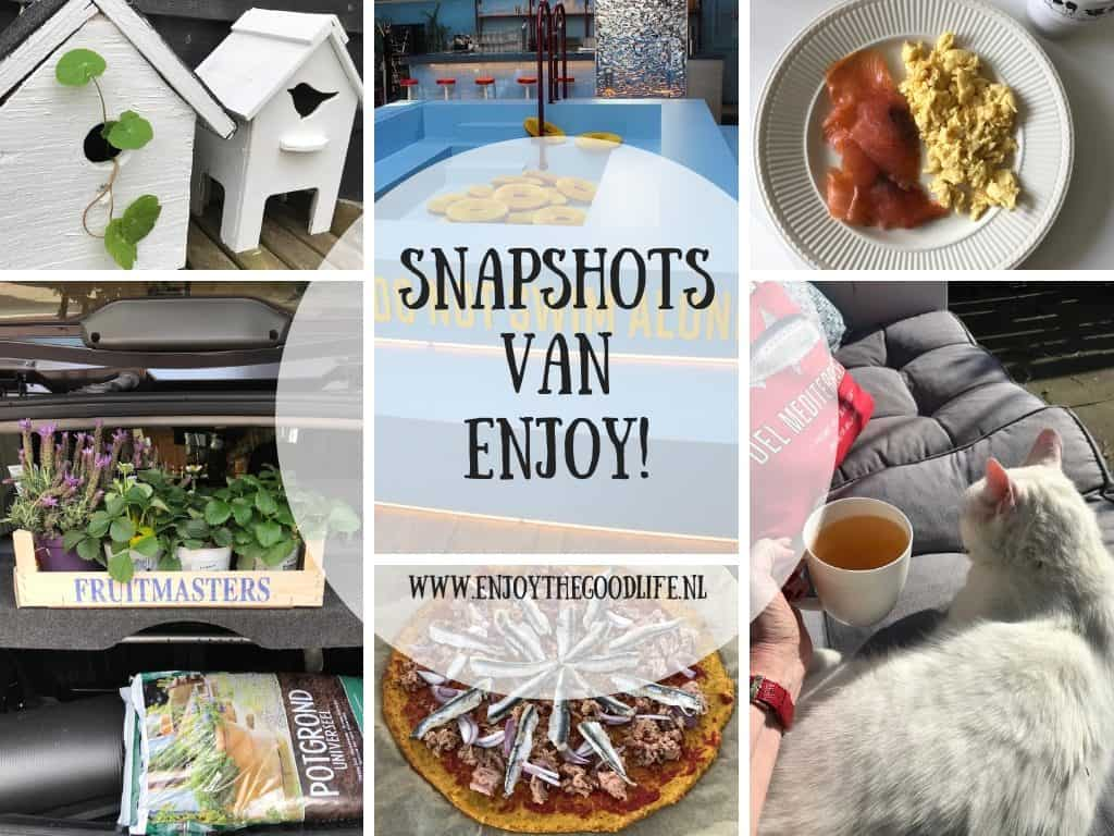 SNAPSHOTS WEEK 20/2019 | ENJOY! The Good Life