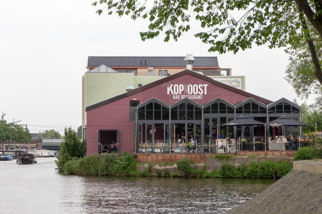 De Kop van Oost, Amsterdam. Een fijne plek aan het water | ENJOY! The Good Life
