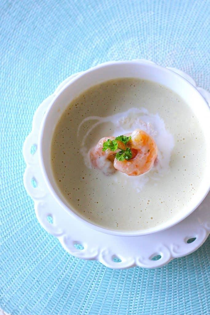 Zomerse koude komkommersoep | ENJOY! The Good Life