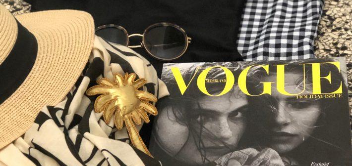 Wat gaat er in de koffer van moderedacteur Martine?!