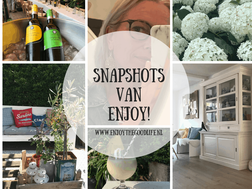 snapshots | ENJOY! The Good L