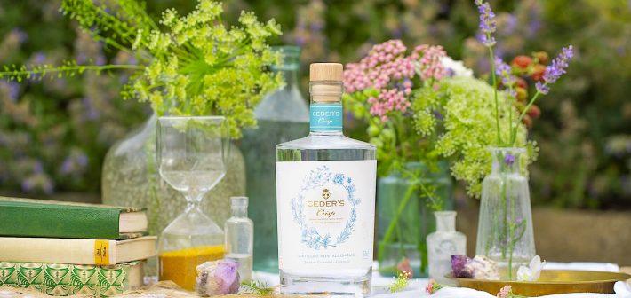 Ceder's Crips, een smaakvolle gin zonder alcohol