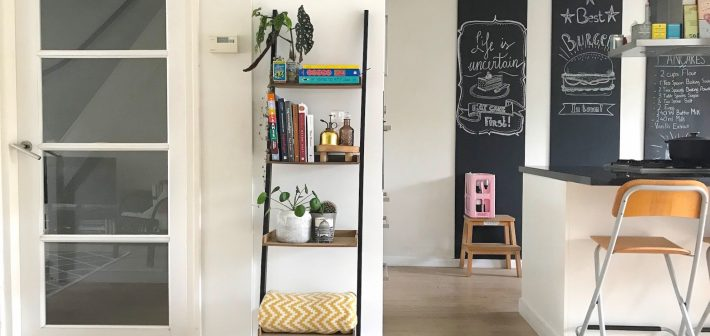 Budget find: functioneel en decoratief wandrek