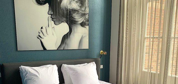 Hotel Julien, Den Bosch. Waar het je aan niets ontbreekt.