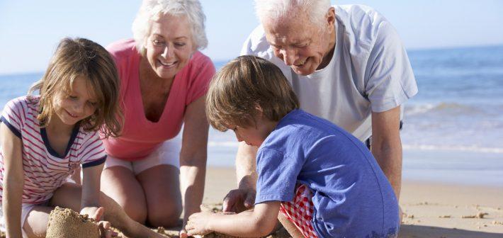 De 'Skip Generation' travel trend doet zijn intrede.