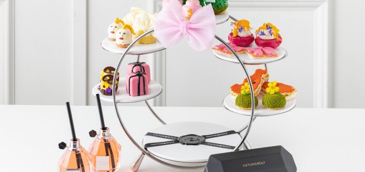 Afternoon Tea meets Viktor & Rolf
