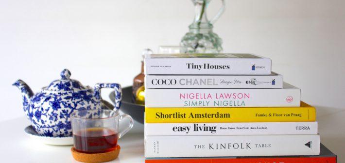 COFFEE TABLE BOOKS, je kunt er nooit genoeg van hebben.