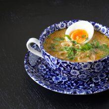 Indonesische Gado Gado soep