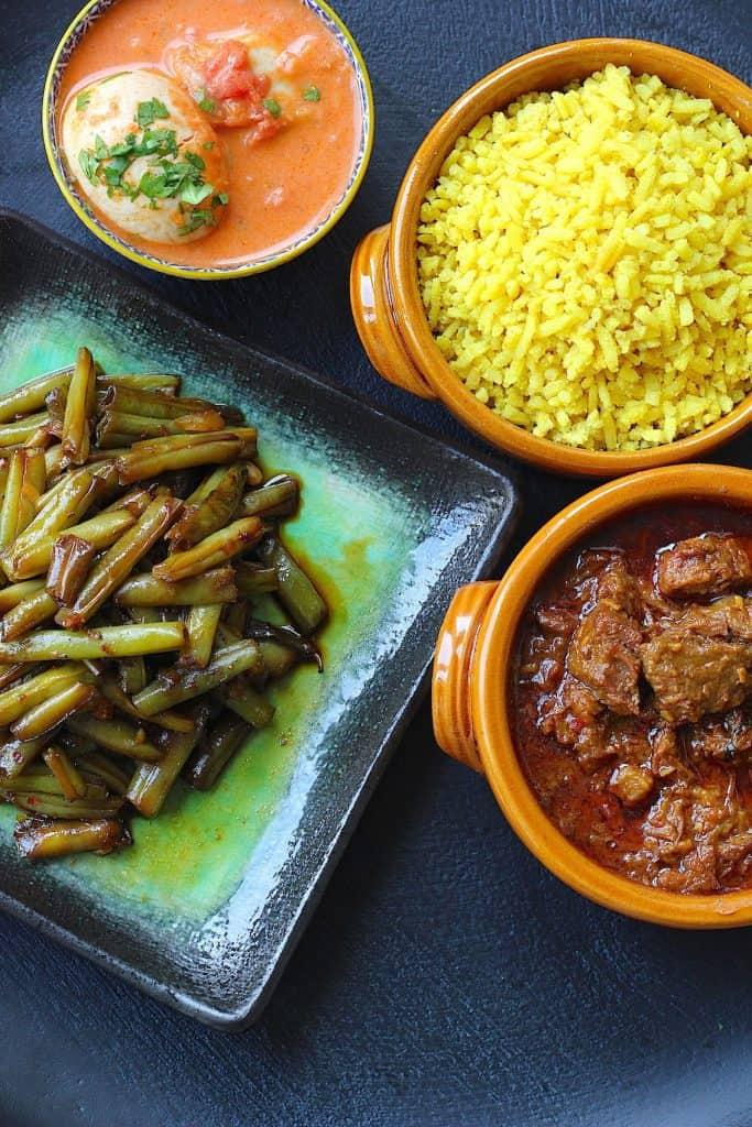 De Indonesische rijsttafel, al je favoriete gerechten verzameld | ENJOY! The Good Life