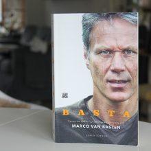ENJOY! BOOKS: Basta, autobiografie van Marco van Basten