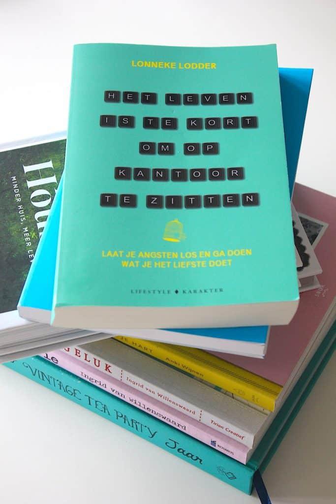 ENJOY! BOOKS: Het leven is te kort om op kantoor te zitten | ENJOY! The Good Life