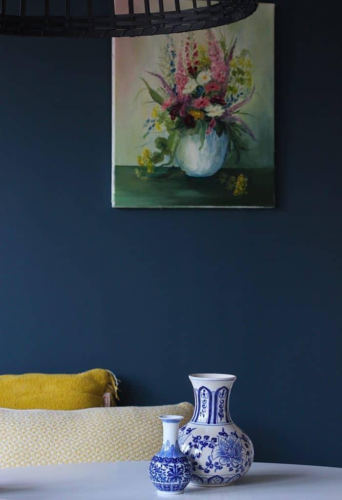 Donkerblauw: een luxe kleur voor in je interieur | ENJOY! The Good Life
