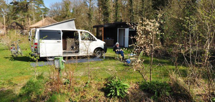 VW busje ombouwen tot camper en gaan!
