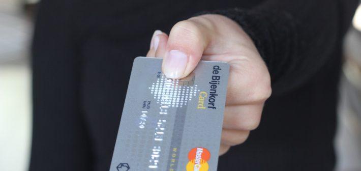Creditcard van De Bijenkorf: sparen terwijl je shopt