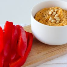 Hummus, zo maak je dat makkelijk zelf!