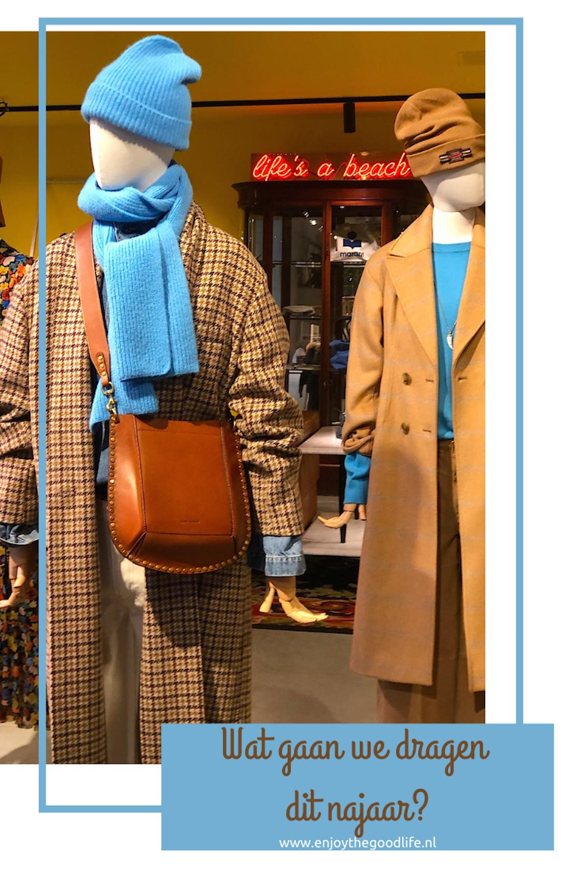 Wat gaan we dragen dit najaar? | ENJOY! The Good Life